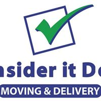 Consider It Done Moving logo