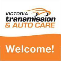 Victoria Transmission & Auto Care logo