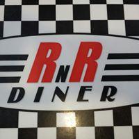 RNR Diner logo