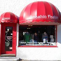 Smashin Fashin logo