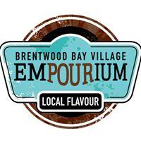 Brentwood Bay Village Empourium logo