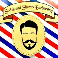 Styles & Shaves Barbershop logo