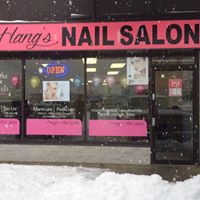 Hang's Nail Salon logo