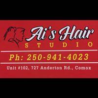 AI's Hair Studio logo