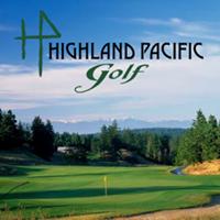 Highland Pacific Golf logo
