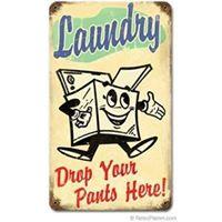 Westbrook Homestyle Laundromat logo