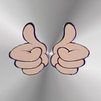 2 Thumbs Up Video logo