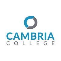 Cambria College logo