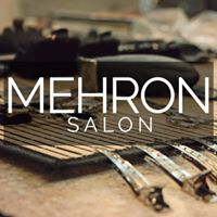 Mehron Salon logo