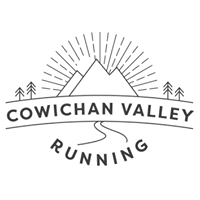 Cowichan Valley Running logo