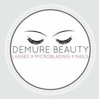 Demure Beauty Inc logo