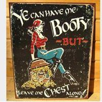 Booty's Boat Locker logo