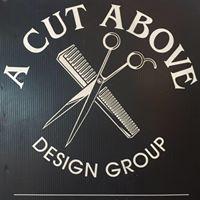 A Cut Above Design Group logo