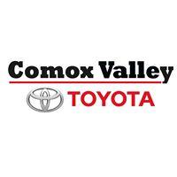Comox Valley Toyota logo