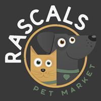 Rascals Pet Market logo