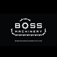 Boss Machinery Ltd logo