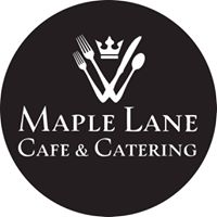 Maple Lane Cafe & Catering logo