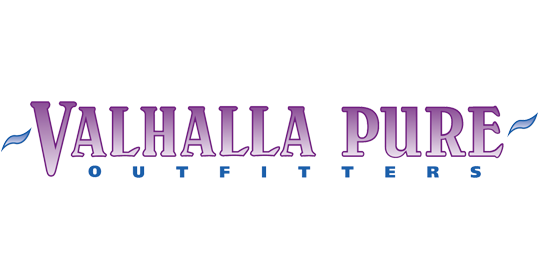 Valhalla Pure Outfitters logo