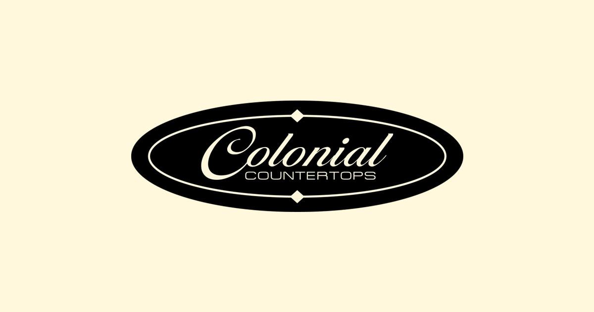 Colonial Countertops logo