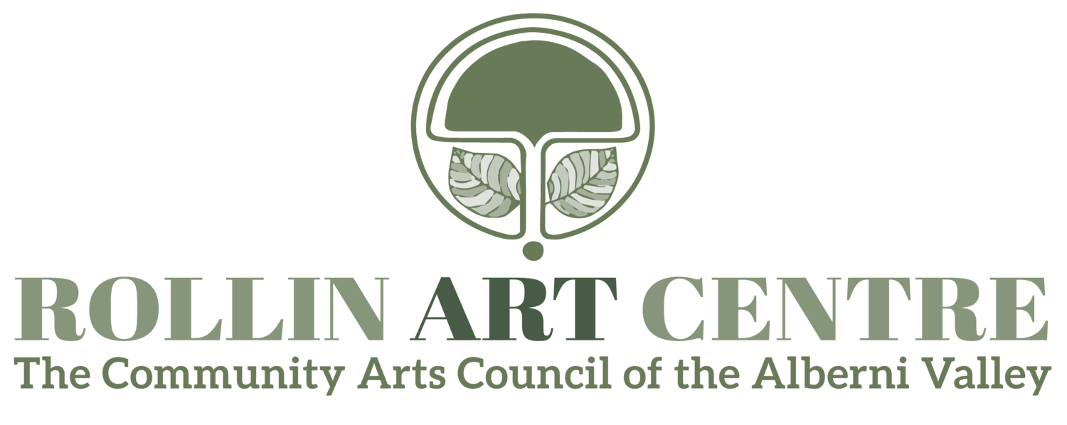 Community Arts Council Of The Alberni Valley The logo