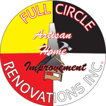 Full Circle Renovations Inc logo