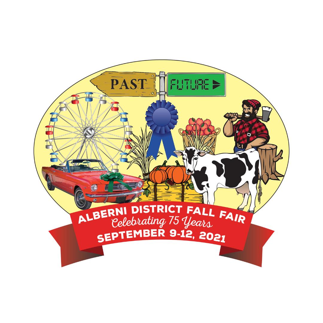Alberni District Fall Fair logo