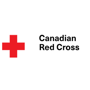 Canadian Red Cross Society The logo