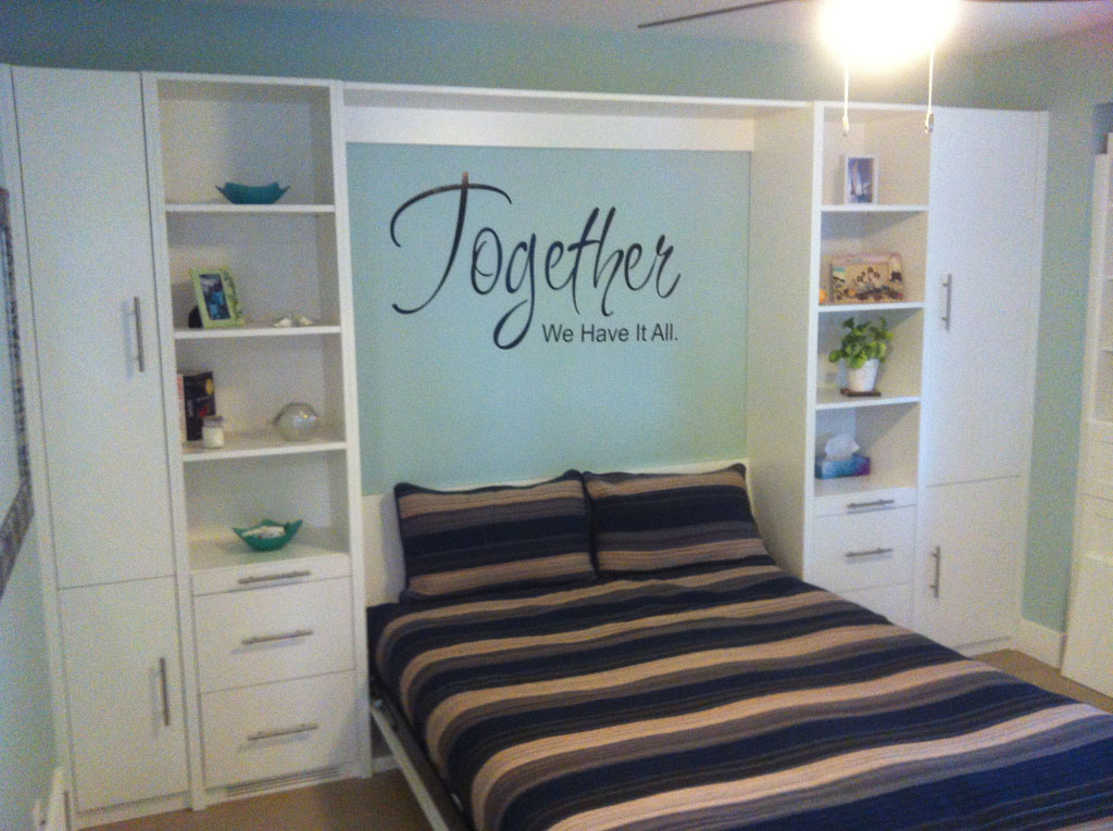Murphy Beds By Inspired Spaces logo