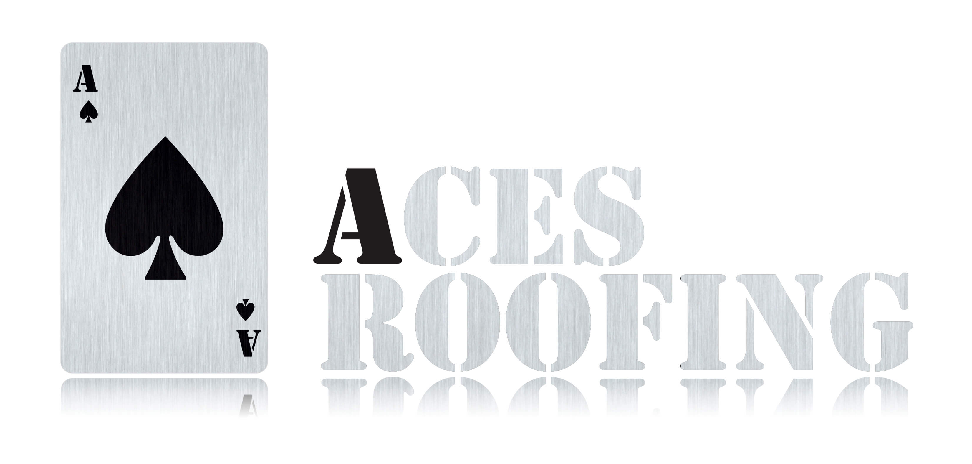 Aces Roofing logo