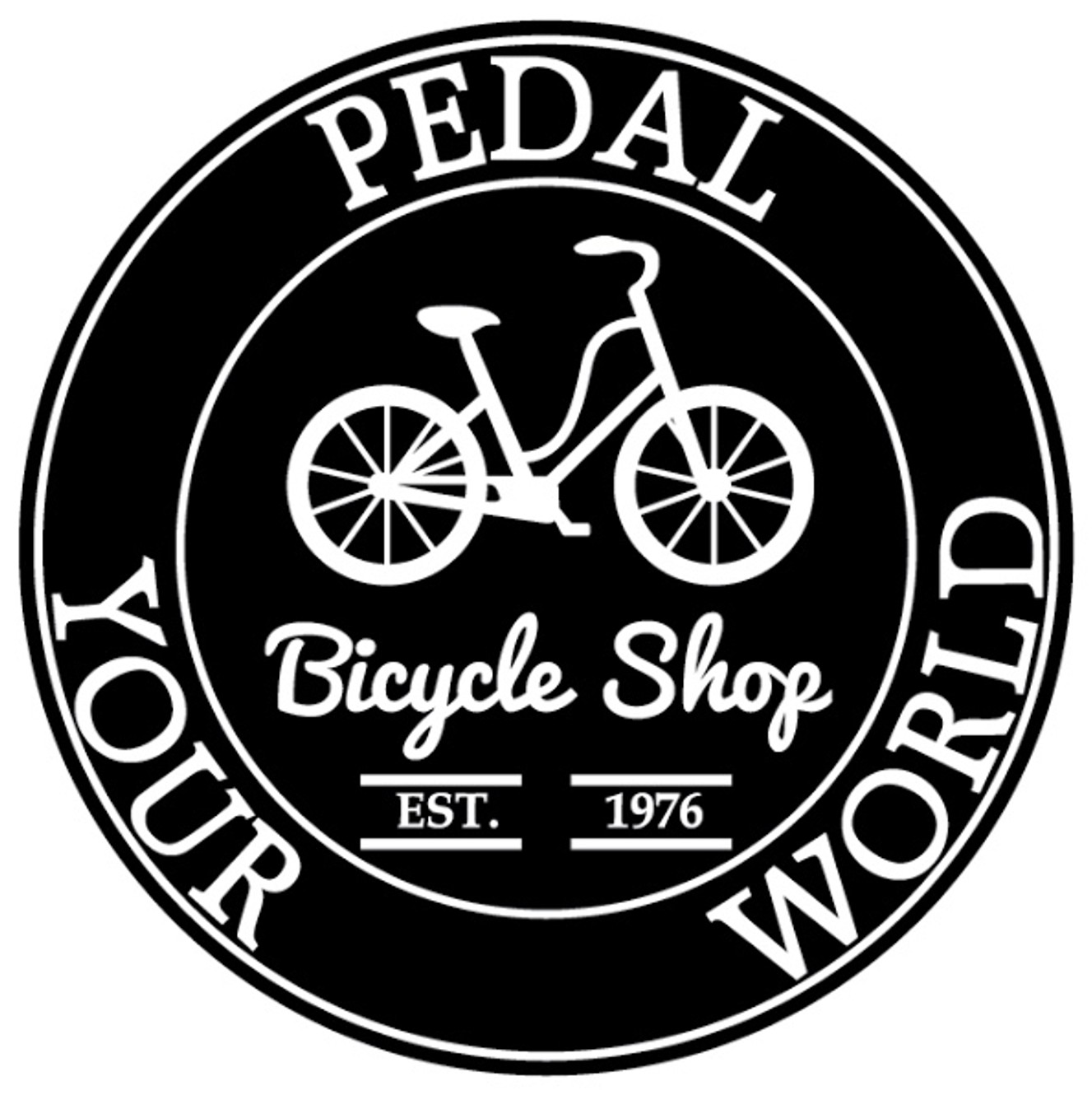 Pedal Your World logo