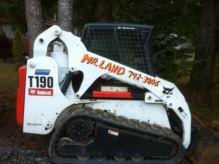 Mr Land Clearing & Septic logo