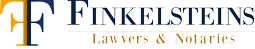 Finkelsteins Lawyers logo