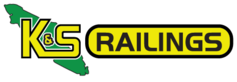 K & S Railings logo