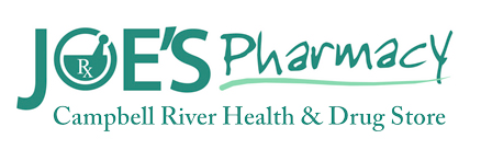 Joe's Pharmacy C R Health & Drug Store logo
