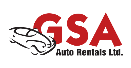 GSA Auto Rentals & Leasing logo