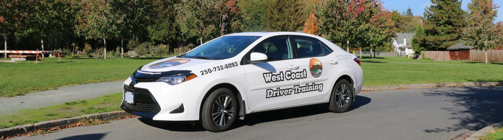 West Coast Driver Training & Education Inc logo