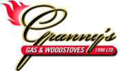 Granny's Gas & Woodstoves logo