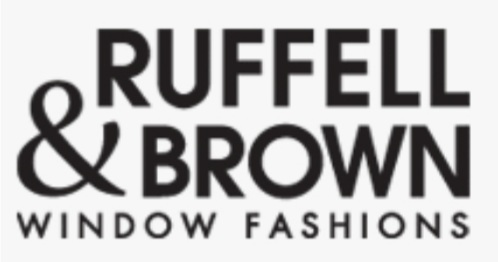 Ruffell & Brown Window Fashions logo