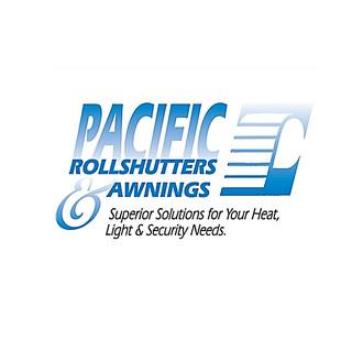 Pacific Rollshutters & Awnings logo