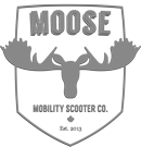 Moose Mobility Scooter Co. logo