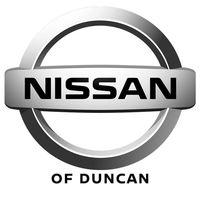 Nissan of Duncan logo