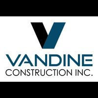 Vandine Construction Inc. logo