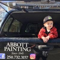 Abbott Painting logo