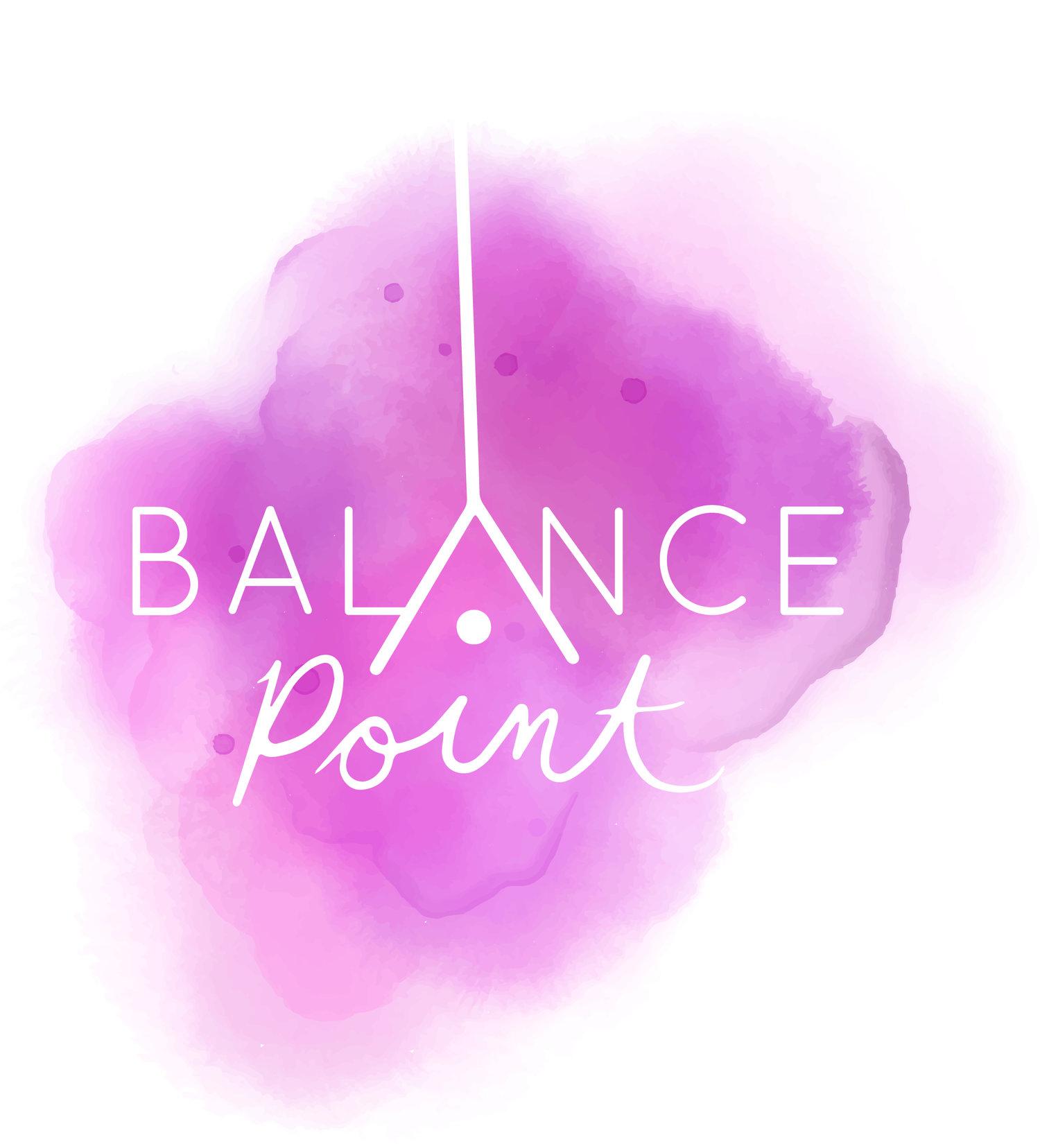 Balance Point Acupuncture logo