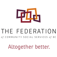 The Federation of Community Social Services of BC logo