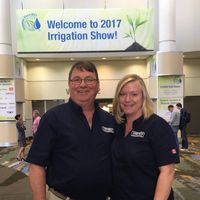 Wes-Tech Irrigation Systems logo