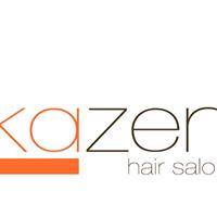 Kazen Hair James Bay logo