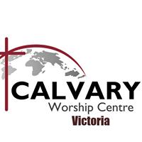 Calvary Worship Centre Victoria logo