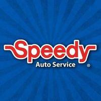 Speedy Auto Service Victoria logo