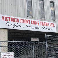 Victoria Front End & Frame Ltd logo